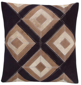 Nourison Dallas-Southwestern Four Eyed Diamonds Pillow
