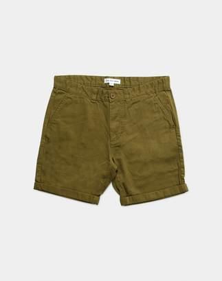 The Idle Man - Chino Shorts Khaki