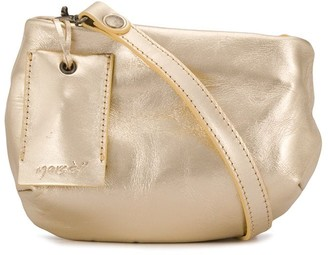 Marsèll leather-tag crossbody bag