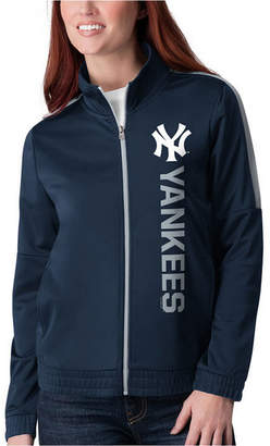 New York Yankees G-iii Sports Women Team Track Jacket
