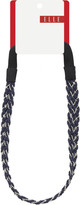 Elle Navy Beaded Chain Headwrap