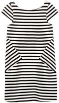Kate Spade Stripe Bow Dress (Big Girls)