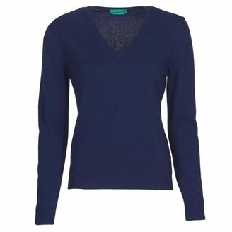 United Colors of Benetton (Z6ERJ) Women's Maglia Scollo V M/l Sweater