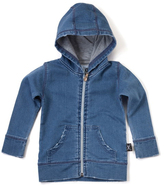 Nununu Zip Denim Hoody