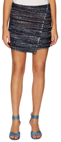 Diane von Furstenberg Austyn Tweed Mini Skirt