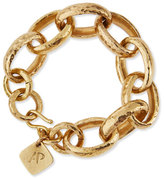 Ashley Pittman Kijami Bronze Link Bracelet