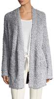 Plenty by Tracy Reese Boyfriend Boucle Open Cardigan