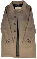 Burberry Beige Cashmere Coats