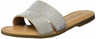Rock & Candy womens Slide Flat Sandal