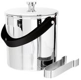 Ralph Lauren Home Preston Stainless Steel Ice Bucket