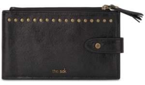 The Sak Silverlake Slim Leather Credit Card Wallet