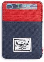 Herschel Men's 'Raven' Card Case - Blue