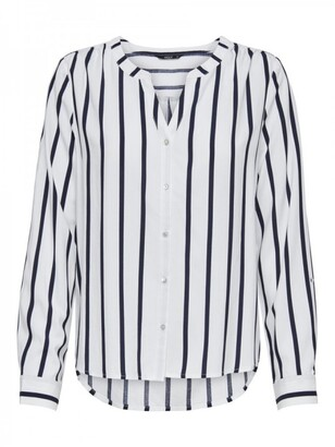 Only Sugar Fallow LS Striped Shirt