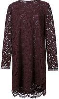 ADAM by Adam Lippes scalloped hem party dress - women - Cotton/Nylon/Viscose - 6