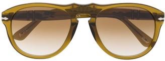A.P.C. x Persol 649 gradient-lense sunglasses