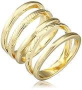 Jules Smith Designs Open Layered Ring