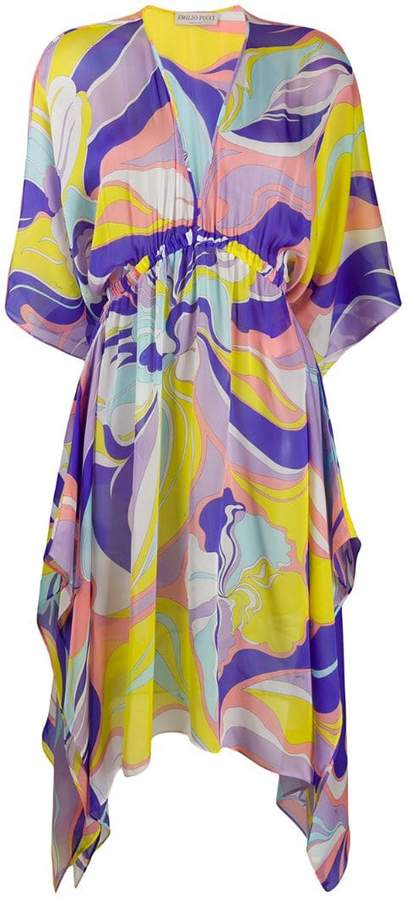 3f08ebe780 Emilio Pucci Draped Dresses - ShopStyle