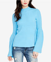 Rachel Roy Ribbed Bell-Sleeve Sweater, Created for Macy's