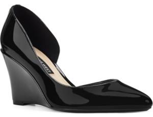 Nine West Cart 9x9 Wedges Women's Shoes