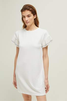 Great Plains Samia Jersey Round Neck Dress