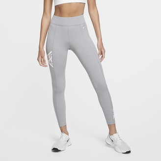 Nike Women's 7/8 Graphic Tights Pro