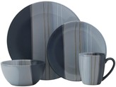 Pfaltzgraff Parker Gray 16-pc. Dinnerware Set