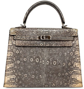 Hermes 2009 pre-owned Limited Edition Kelly Sellier 25 tote