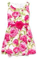 The Children's Place Allover Floral Print Easter Dress (Little Girls & Big Girls)