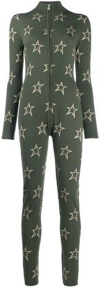 Perfect Moment Floro star print jumpsuit