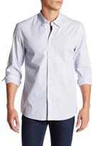 Peter Werth Long Sleeve Striped Dress Shirt