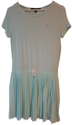 Polo Ralph Lauren Turquoise Cotton Dresses