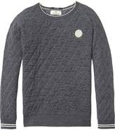 Scotch & Soda Quilted Pullover