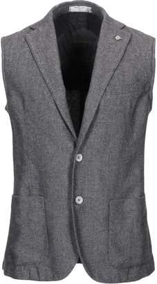 Manuel Ritz WHITE Vests