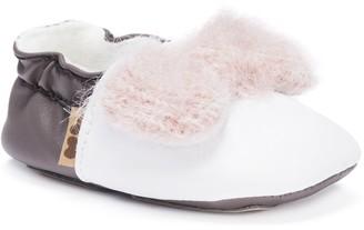 Muk Luks Girls Baby Soft Shoes-Ballerina Mary Jane Flat