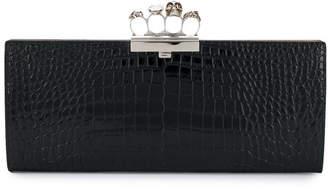 Alexander McQueen Leather Flat Pouch