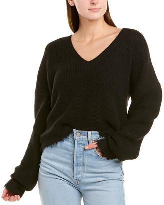 Nation Ltd. Zoe Alpaca-Blend Sweater