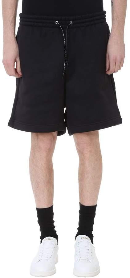Golden Goose Smith Black Cotton Shorts