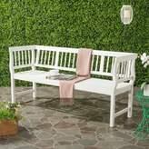 Safavieh Brentwood Outdoor Bench in Antique/White