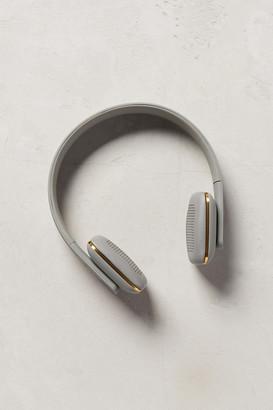 aHead Wireless Headphones By Kreafunk in Grey