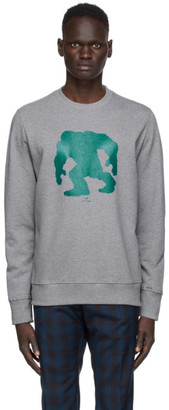 Paul Smith Grey Yeti Sweatshirt