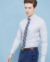 Ted Baker Striped modern fit shirt