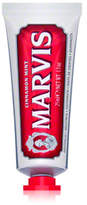 Marvis Cinnamon Mint Travel Toothpaste