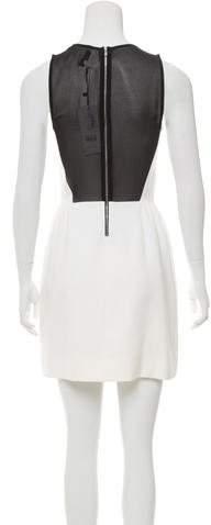 Sandro Rime Sleeveless Dress