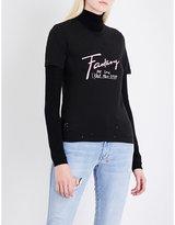 Ksubi Fantasy cotton-jersey T-shirt