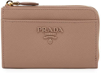 Prada Monochrome Coin Case