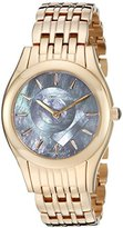 Salvatore Ferragamo Women's FG4050014 LIRICA Quartz Gold Watch