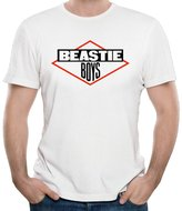Belva Beastie Boys Rock Band Check Your Head Unique Men's Short-Sleeved Tee Shirt