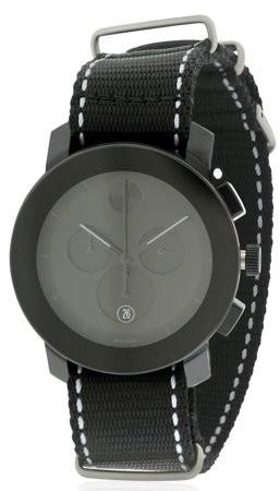 Movado Bold Nylon Unisex Watch 3600308