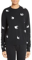 McQ Women's Swallow Sweater