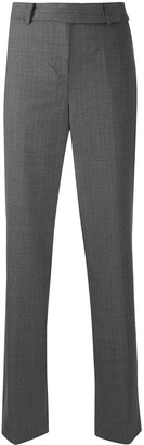 MICHAEL Michael Kors Striped Tailored Trousers